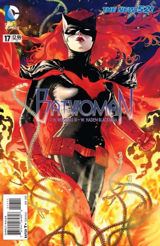 พรีวิว Batwoman #17