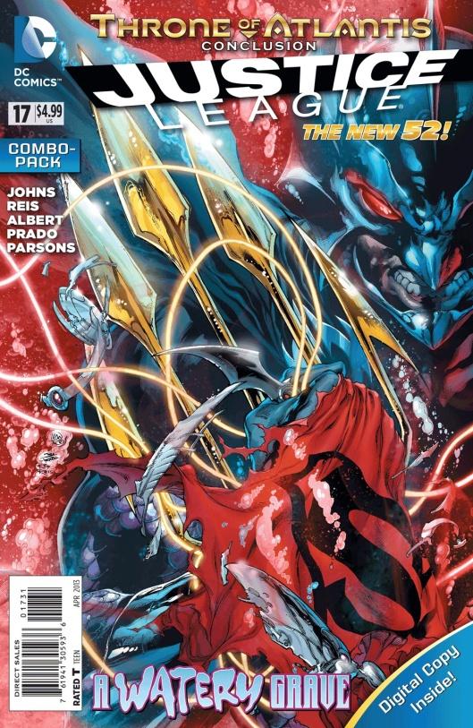 พรีวิว Justice League #17