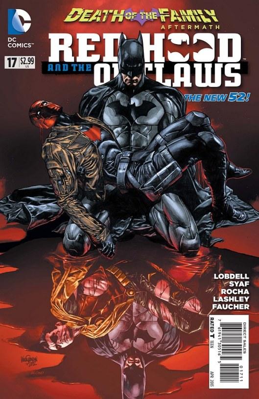พรีวิว Red Hood and the Outlaws #17