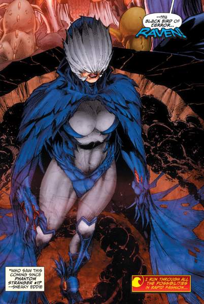 Raven's_first_New_52_costume