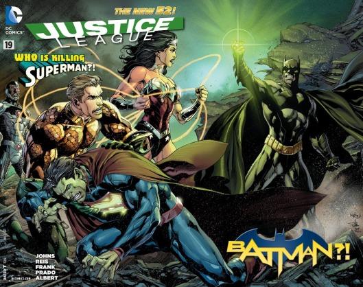 SPOILER : Justice League #19