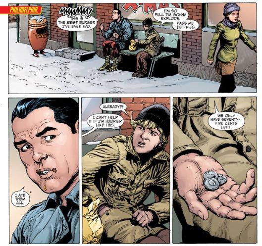 SPOILER : The Curse of Shazam #8