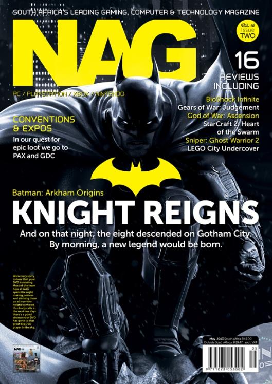 Kevin Conroy ไม่กลับมาให้เสียง Batman ใน Arkham Origins