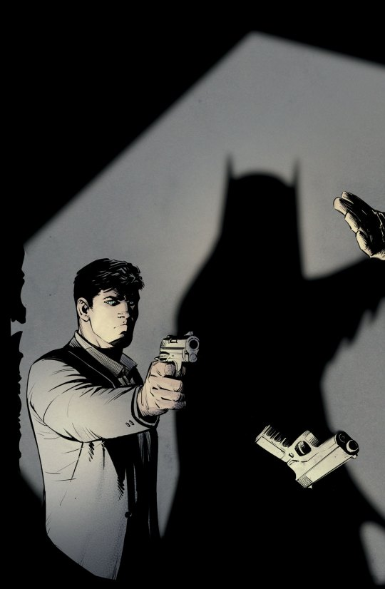 REVIEW : Batman #19