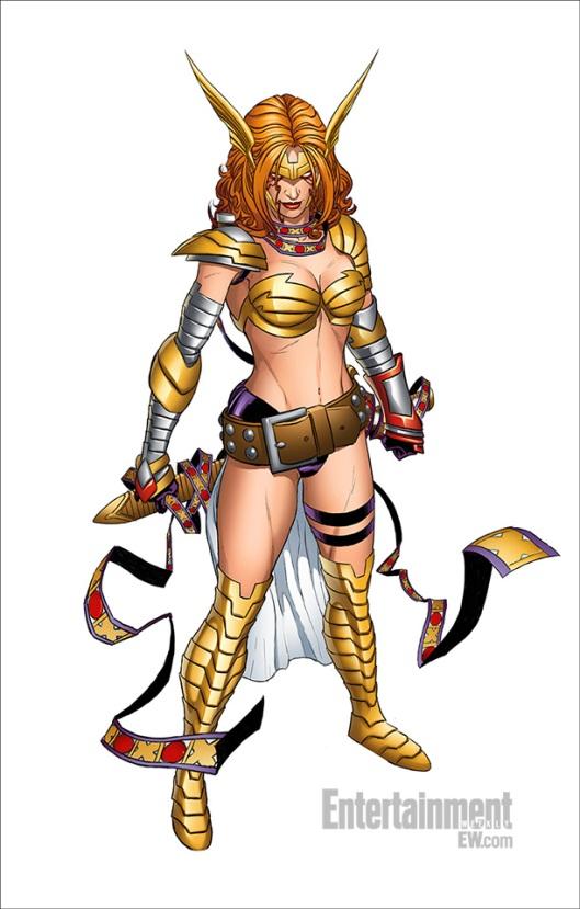 โฉมแรก Angela นางฟ้าพิฆาต Spawn บนโลก Marvel