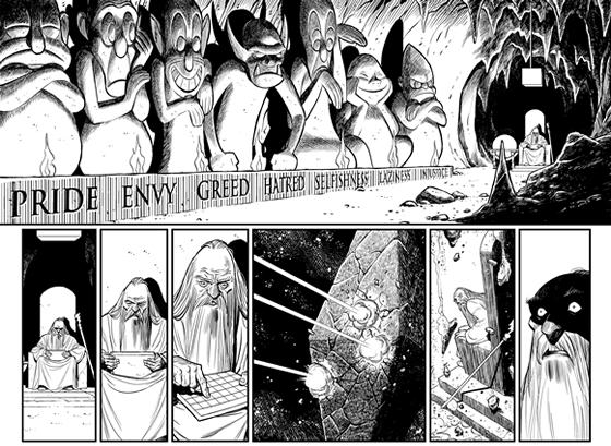 Grant Morrison พาท่องจักรวาล DC ในเล่ม Multiversity