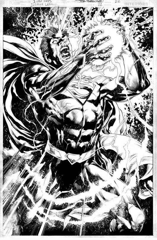 Superman คลั่งในปฐมบทสงคราม Trinity War