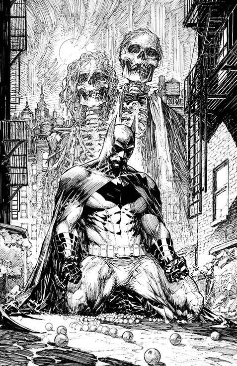 Batman : Black and White กลับมาแล้ว