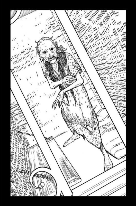 ฺพบกับคนไข้ Arkham รายแรกใน Batman Annual #2