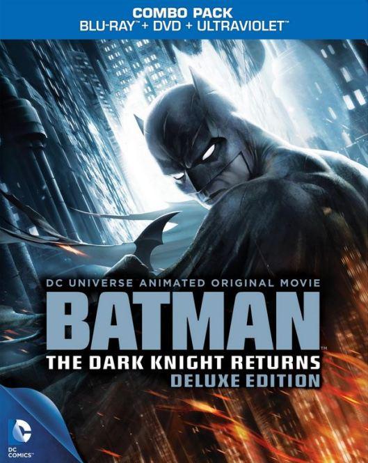 Warner ส่ง The Dark Knight Returns Deluxe Edition ออกขายเดือนตุลา
