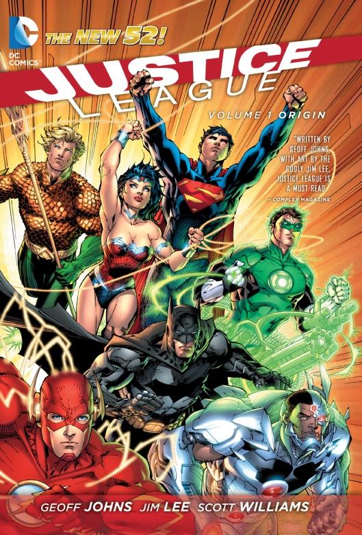 DC Comics นำโลก New 52 ทำแอนิเมชั่นด้วย Justice League : War