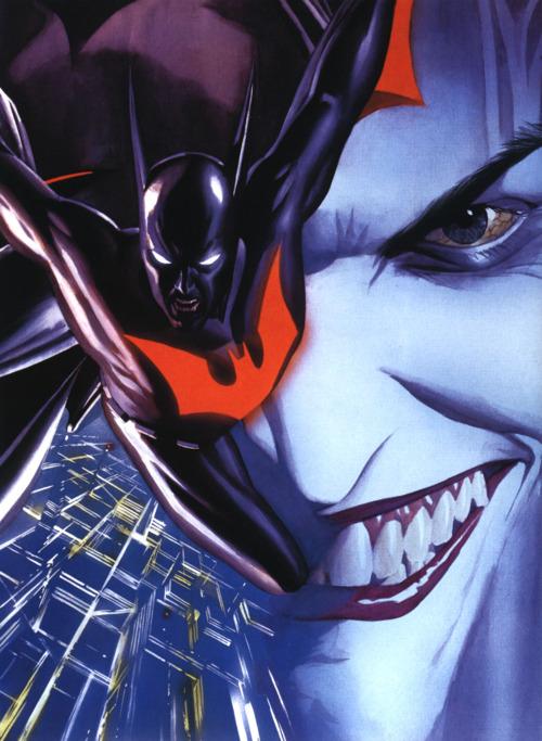 ลือ Warner Bros. กำลังพิจารณาทำ Batman Beyond ฉบับหนังคนแสดง